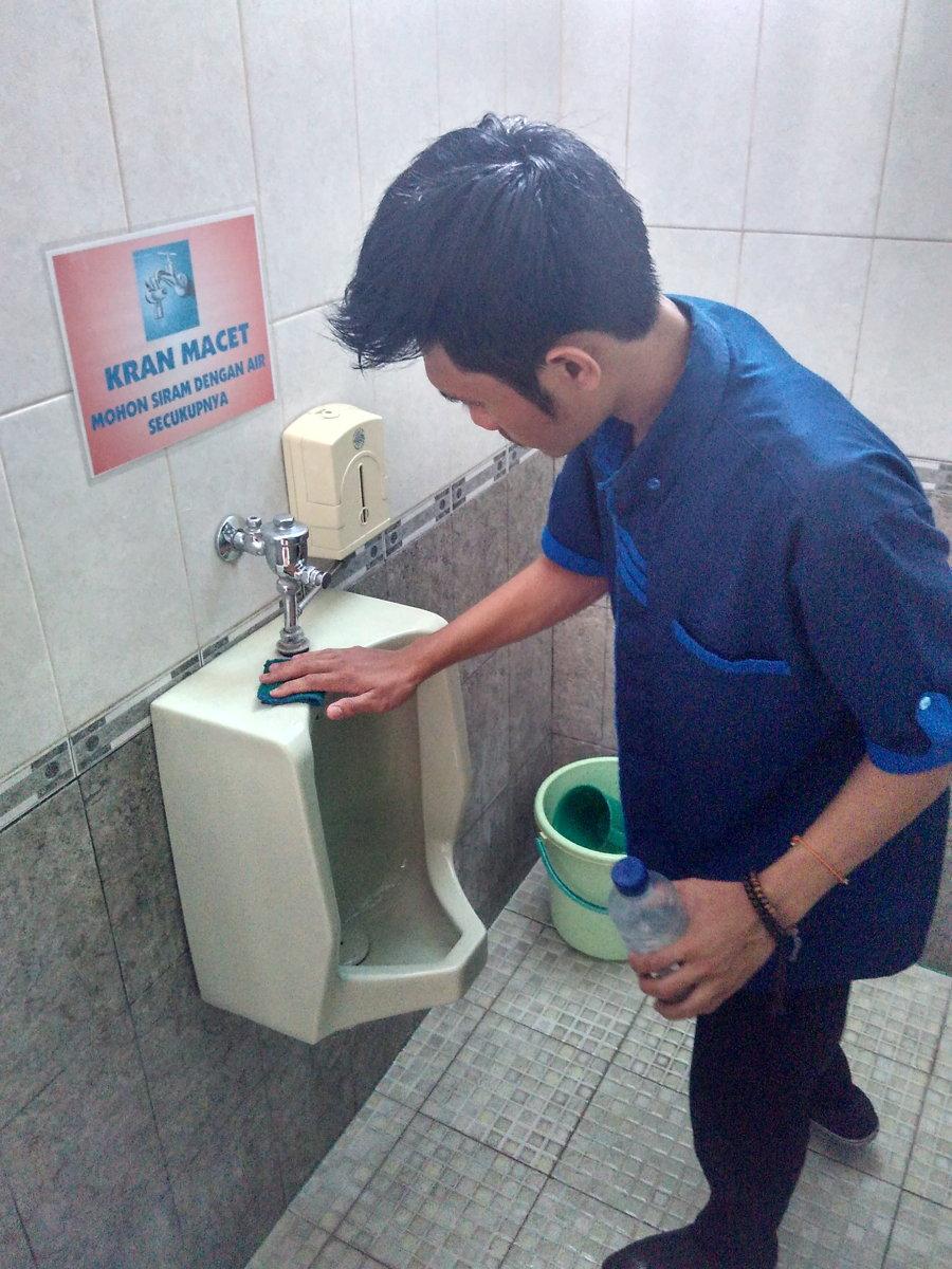Layanan Jasa Cleaning Service Semarang