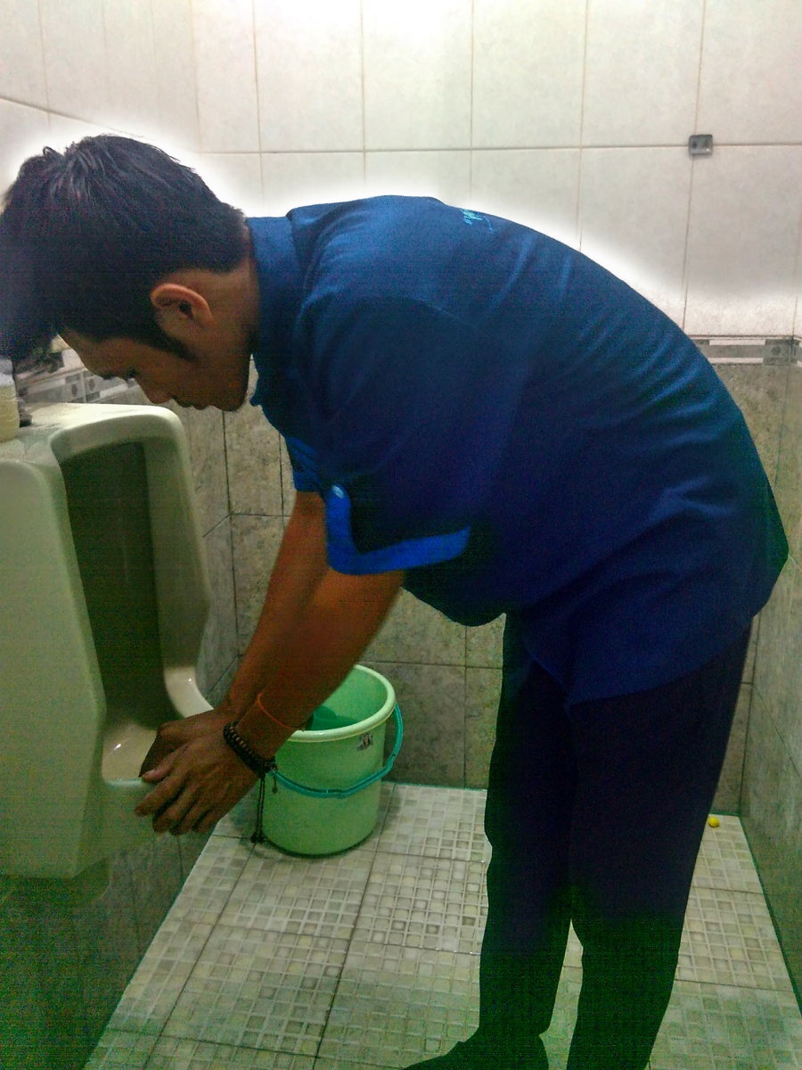 Galeri Jasa Cleaning Service Semarang